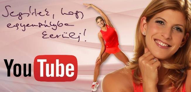 Rábukkantunk Béres Alexandra YouTube csatornájára