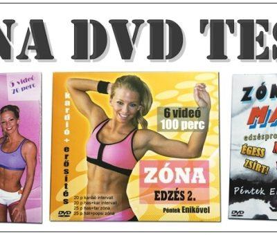 Zona DVD-ket teszteltünk