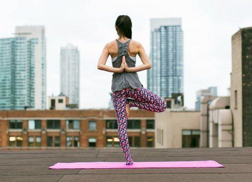 Tapasztalataim a jóga gyakorlásról.