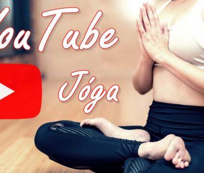 Hasznos YouTube csatornák otthoni jóga gyakorláshoz.
