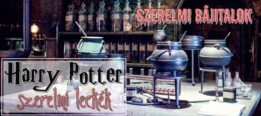 Harry Potter-szerelmi leckék: Szerelmi bájitalok