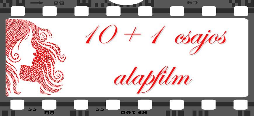 10+1 film csajos alapműveltséghez