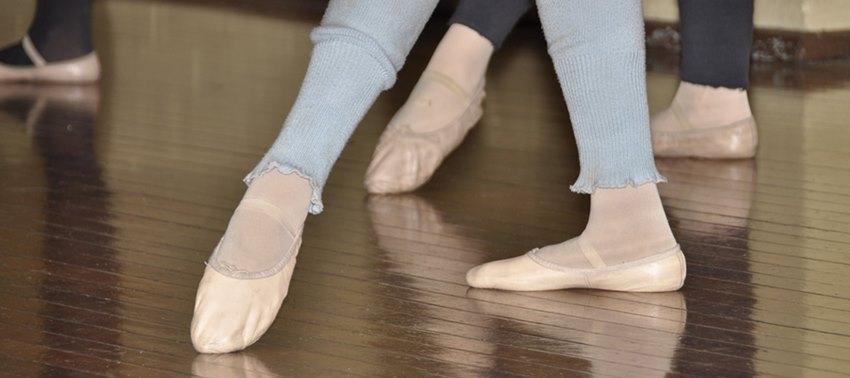 Tapasztalatok kezdő balett tanoncként