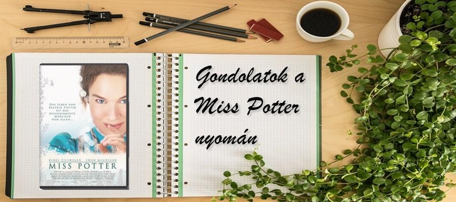 Miss Potter és egyéb vénlánykodások