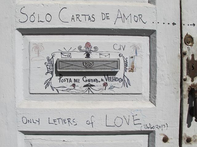 A levél stílusa árulkodik a feladó jelleméről