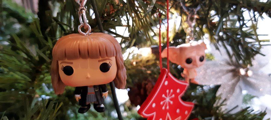 karácsonyi Harry Potter hangulat