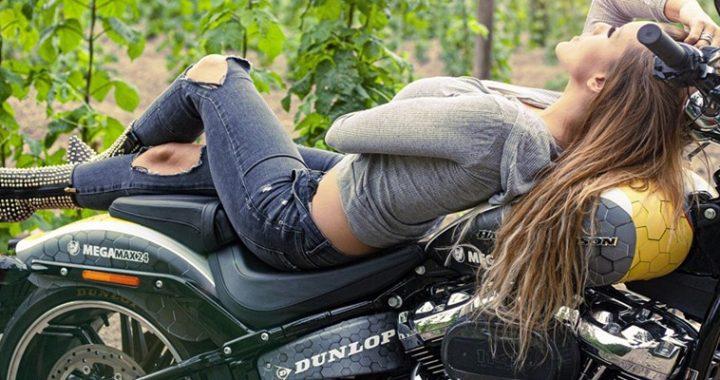 A pasiknak a motorok olyanok, mint a csajok